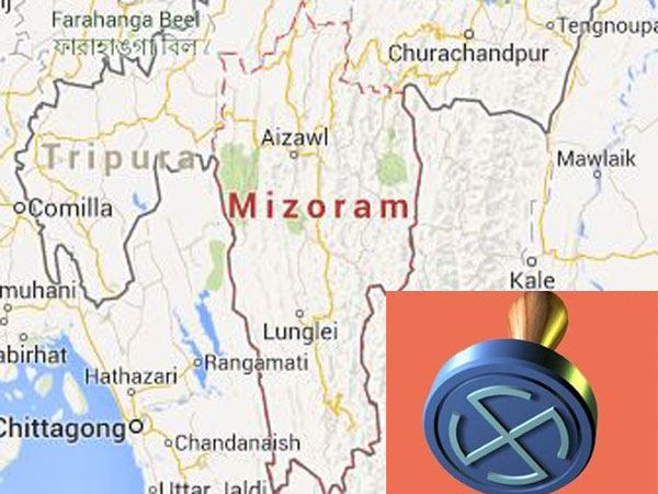 Mizo: Richest candidate files nomination