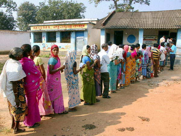 Chh'garh: No voter turnout in 42 booths
