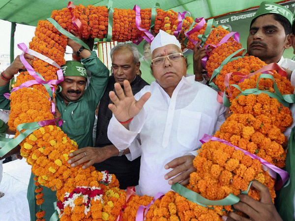 Lalu appears before CBI court through video conferencing