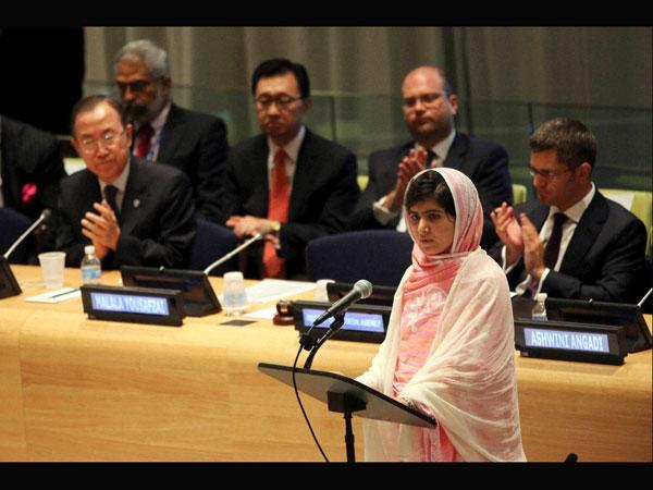 Malala, Malia Obama among Times influencial teens list