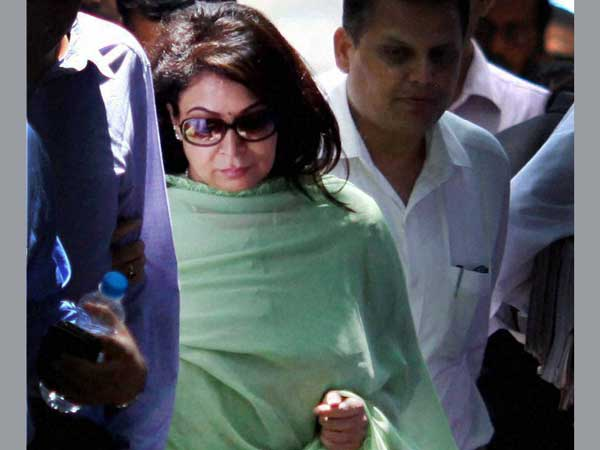 SC bench recuses from hearing Radia case