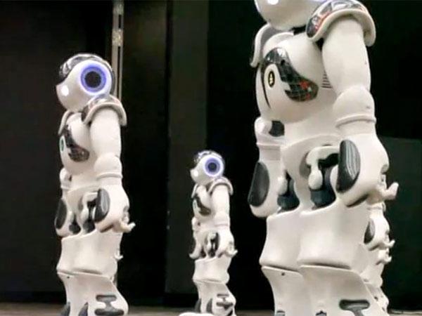 Did this robot kill itself?