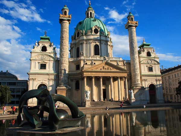 Vienna is eyeing young Indian travellers