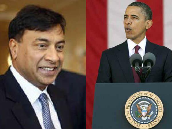 Obama thanks Mittal for investment