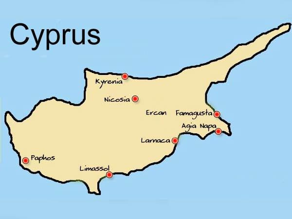 Former Cyprus president dies at 94