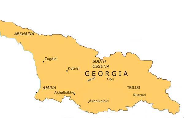 Giorgi sworn in as new Georgia prez