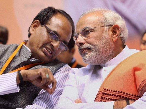 MP polls:Modi to address 4 rallies today
