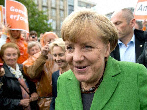 Angela Merkel to get 2013 Indira Gandhi Prize for Peace