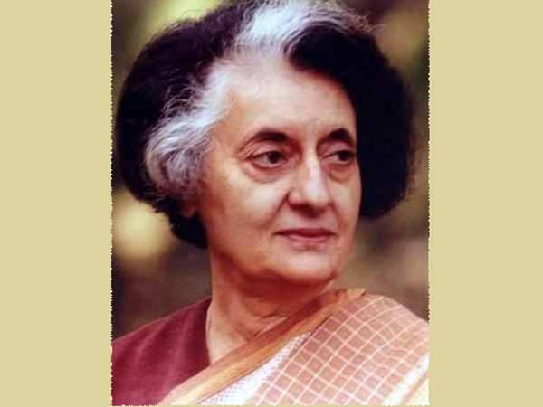 Remembering Indira - India's iron lady