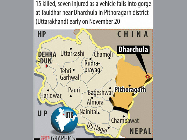 16 dead in Uttarakhand accident