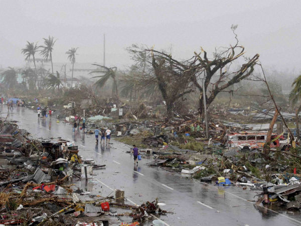 Typhoon Haiyan: Death toll crosses 5,000