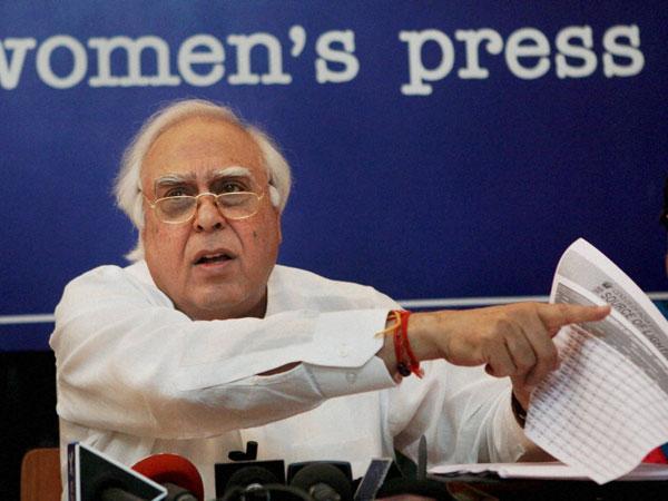 Kapil Sibal praises UPA's good work