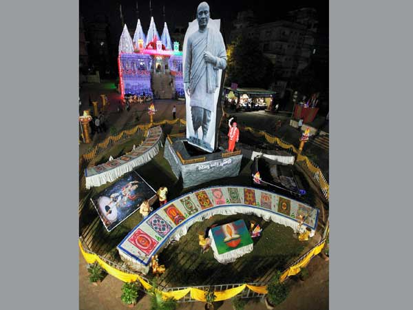 U'khand contributes to Vallabh statue