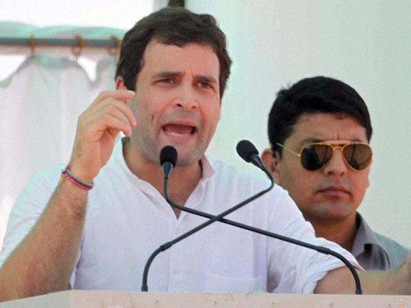 Rahul Gandhi woos Mizo youth