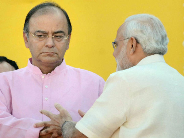 Congress targetting Modi: Arun Jaitley