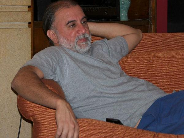 Police not questioning Tejpal today