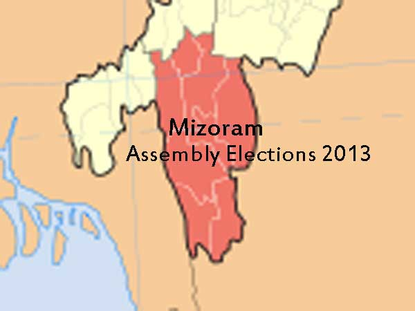 Mizoram Assembly polls begin, security along border tightened