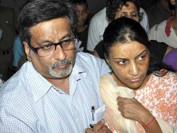Rajesh and Npur Talwar