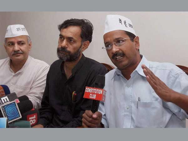 5 candidates in AAP facing criminal case