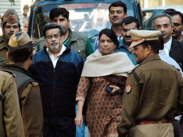 Talwars assigned duties in Dasna jail