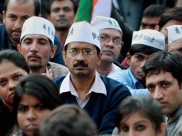 Kejriwal wows to wipe out corruption