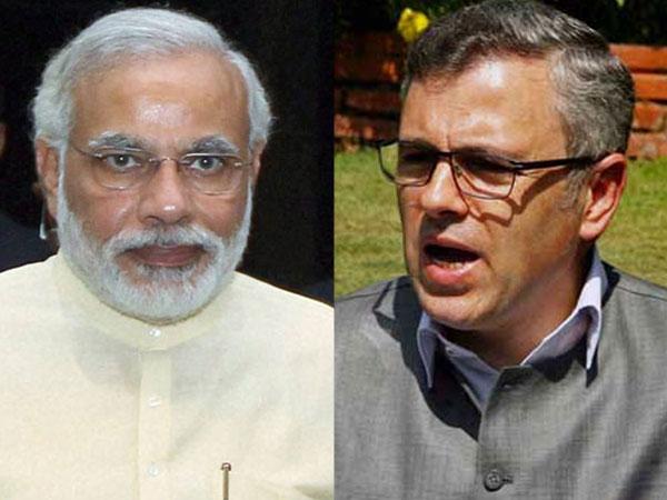 Omar panicky for Modi rally: BJP