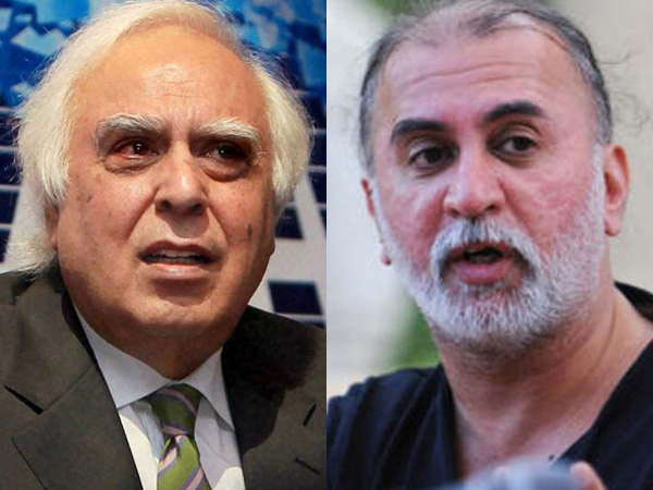Sibal distances himself from Tejpal
