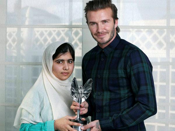 Malala beats Lakshmi Mittal in Britain