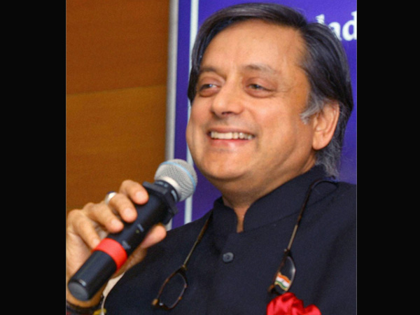 Tharoor: Justice should be meted out
