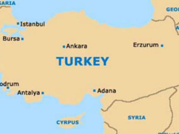 Turkey detains 1,080 illegal migrants