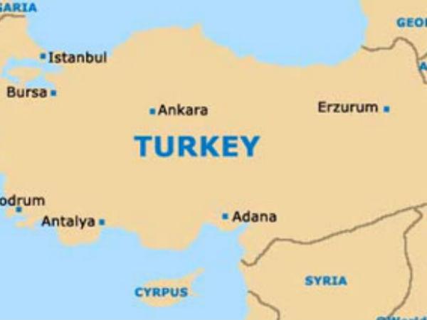 Turkey detains 1,080 illegal migrants