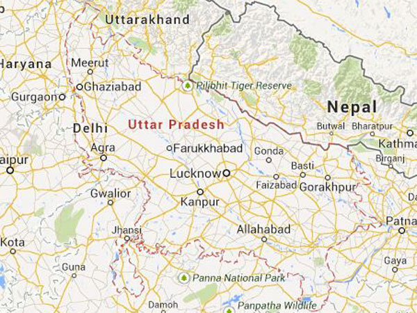Employees strike continues in UP