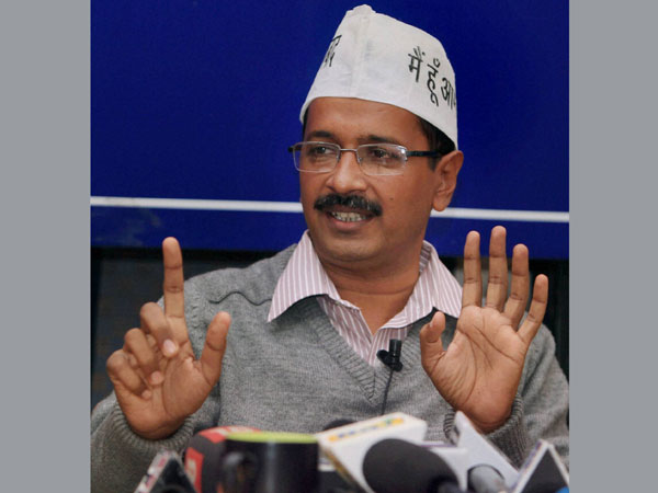 Kejriwal confident of winning elections