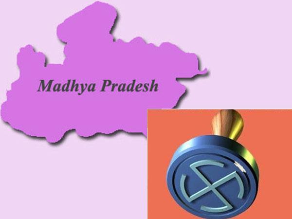 Repolling in Madhya Pradesh today