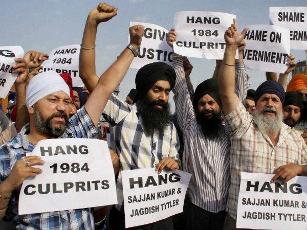 SC rejects Sajjan Kumar's plea, asks him to face murder trial