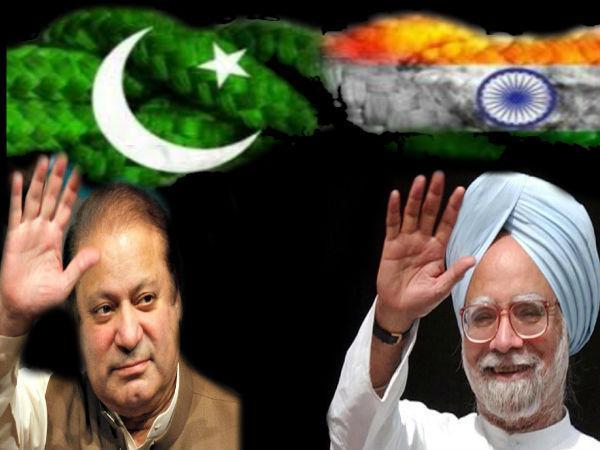 Nawaz Sharif-Manmohan Singh