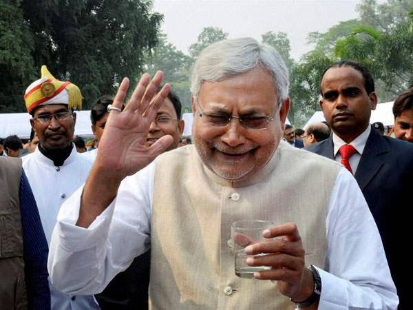 Nitish ji, don't you want to become the prime minister of India?