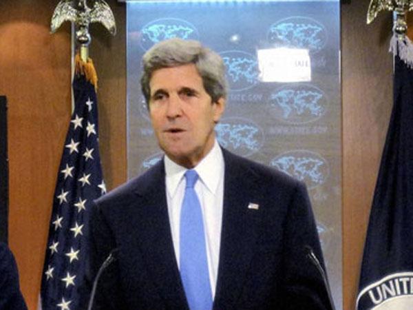 John Kerry visits Israel as talks fail