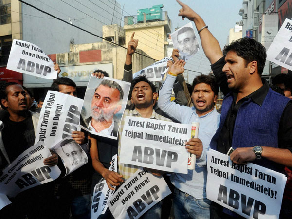 Tehelka: Petition submitted to governor
