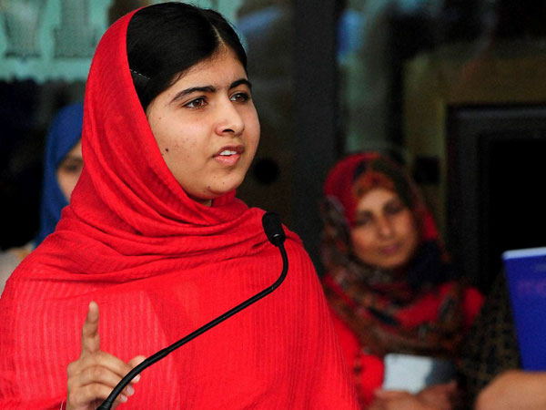 Malala wins UN Human Rights prize