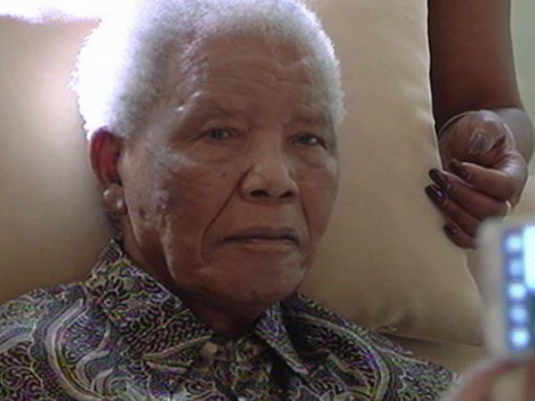 Cop remembers Nelson Mandela
