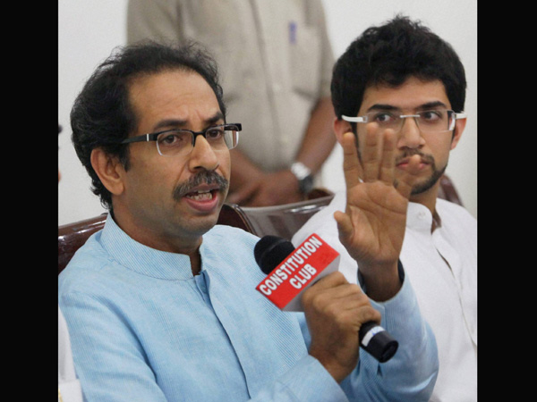 Lets there be war to teach Pak a lesson, says Uddhav
