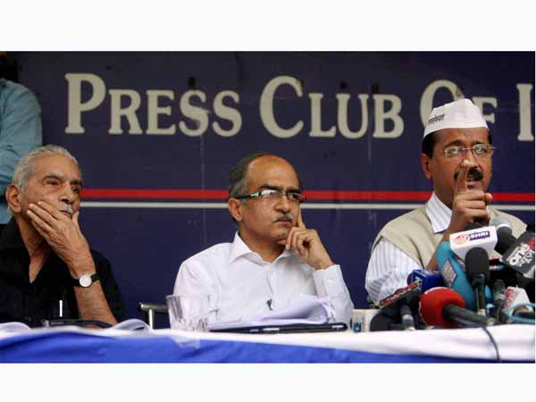 AAP rules out alliance with BJP, Cong