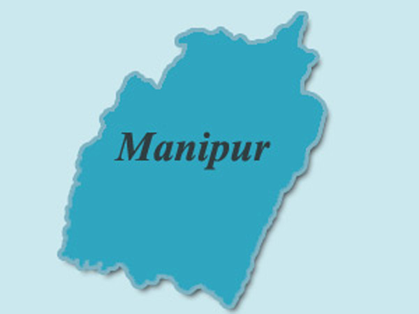 Heavy fire exchange in Manipur