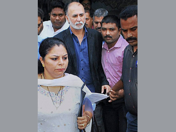 Tejpal's custody extended by 4 more days