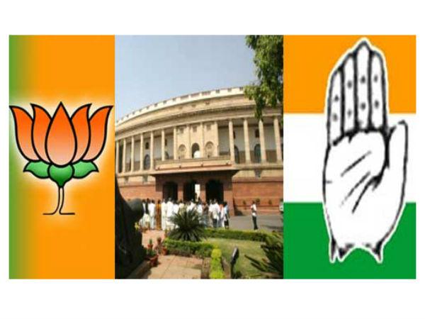 BJP-Cong