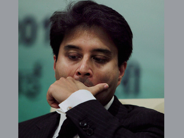 MP: Jyotiraditya Scindia accepts defeat