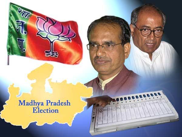 MP: BJP sweeps Congress off