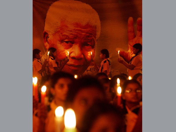 5-day state mourning as a mark of respect to Mandela