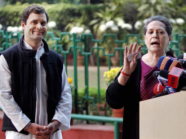 Sonia, Rahul speak after poll debacle